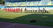 Fotbaliştii Gazului - Sub semnul ghinionului