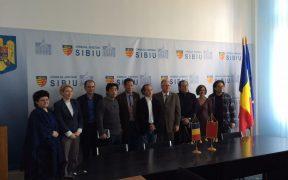 Shanghai-ul interesat de investiții în Județul Sibiu