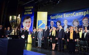 EuroCampionii regiunii Centru lansaţi la Sibiu