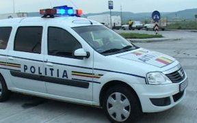Ample acțiuni ale polițiștilor rutieri pe drumurile naţionale şi judeţene