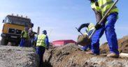 Reabilitare rețea apă potabilă pe strada Vlădeasa din municipiul Mediaș