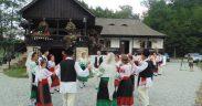 Peste 10 mii de vizitatori la evenimentele de sfârșit de săptămână din Dumbrava Sibiului