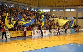 O nouă victorie pentru CSU Atlassib Sibiu