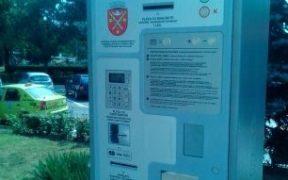 Șase noi automate de parcare puse în funcțiune în această săptămână la Sibiu