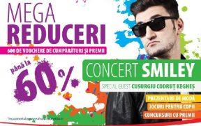 """""""Carnavalul prețurilor mici"""" la Shopping City Sibiu"""