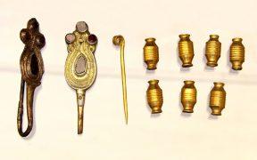 Aurul şi argintul antic al României prezentat la Palatul Brukenthal