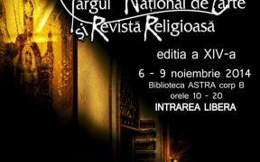 Târgul Național de Carte și Revistă Religioasă la Biblioteca Judeţenă ASTRA