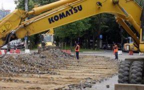 Stadiul șantierelor din Sibiu în luna decembrie