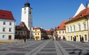 Sibiul turistic prezentat în Austria și Germania