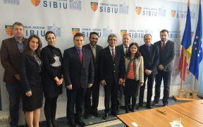 Iranul interesat de relaţii comerciale în judeţul Sibiu