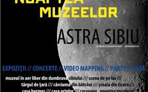 De Noaptea Muzeelor intrarea va fi LIBERA la toate unităţile Muzeului Astra