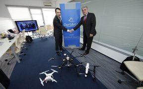 Octavian Isăilă - este primul român care şi-a asigurat drona