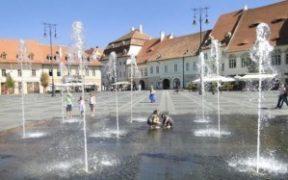 Noi adăposturi împotriva caniculei la Sibiu