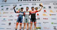 Italianul Mauro Finetto a câştigat Turului Ciclist al Sibiului