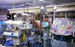 Sprijin important pentru nou născuţi de la partenerii secţiei neonatologie a SCJU Sibiu