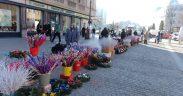 Produsele de sărbători, comercializate și pe domeniul public la Sibiu