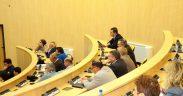 Dezbatere despre Autostrada Sibiu - Piteşti la Consiliul Judeţean Sibiu