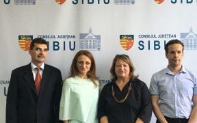 Cooperare germano-română în folosul judeţului Sibiu