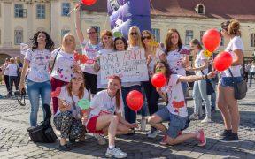 Se caută voluntari pentru copiii din centrele de plasament din județul Sibiu