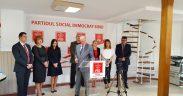 Ioan Terea şi Ioan Cindrea deschid listele PSD Sibiu pentru Senat şi Camera Deputaţilor