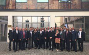 Oameni de afaceri din Austria Superioară interesați cum să investească în județul Sibiu