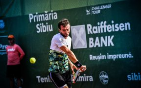 Haase, Melzer și Ungur luptă pentru titlul Sibiu Open 2016