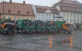 Termenul limită de încasare a taxei de salubrizare la Sibiu este 15 decembrie