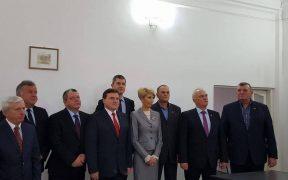 Parlamentarii sibieni şi-au primit mandatele