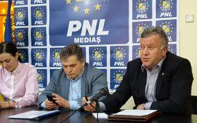 Deputatul Constantin Șovăială și-a deschis birou parlamentar la Mediaș