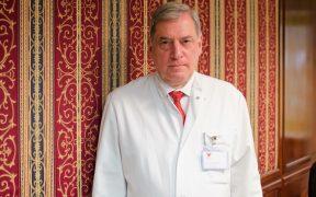 Dr. Paul-Jürgen Porr este noul director medical al Spitalului Polisano