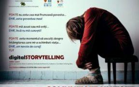 Atelier de povești digitale pentru consumatorii de droguri