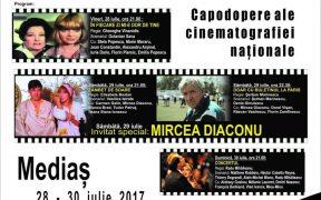 """""""Caravana filmului românesc"""" la Mediaş"""
