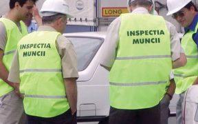 Amenzi în valoare de 51.000 lei, aplicate de inspectorii ITM