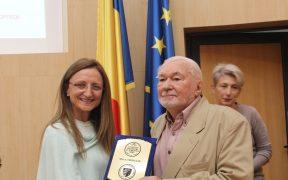 Regizorul Mircea Mureșan - Cetățean de onoare al județului Sibiu