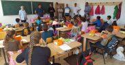 O nouă acțiune caritabilă în comuna Brădeni