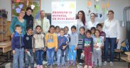Testare oftalmologica gratuită pentru 400 de copii de pe Valea Hârtibaciului