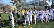 FC Hermannstadt a câștigat al treilea amical al iernii, 3-0 cu AS SR Brașov