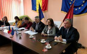 Bugetul comunei Axente Sever aprobat în prezența președintei CJ Sibiu - Daniela Cîmpean și a deputatului Constantin Șovăială