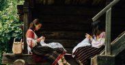 """Olimpiada """"Meşteşuguri artistice tradiţionale"""" - Proiect Co-finanţat de Administraţia Fondului Cultural Naţional"""