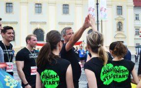 Zacaria este partenerul noului cros de 10 kilometri, la Maratonul Internațional Sibiu 2018