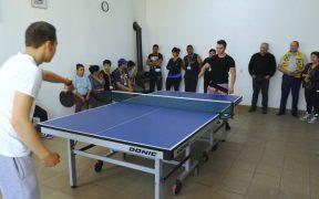 Ziua Mondială a tenisului de masă sărbătorită și la Pelișor