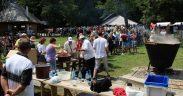 Concurs de Gătit Gulyás la Zilele HUNGARIKUM