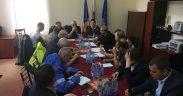 Județul Sibiu rămâne sub avertizare meteorologică: COD PORTOCALIU