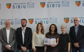 România și județul Sibiu promovate în Olanda