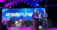 """Festivalul ARTmania de la Sibiu a câștigat trofeul categoriei """"Best Small Festival"""" în cadrul competiției European Festival Awards"""
