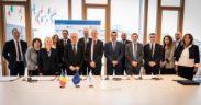 Transgaz și BEI au semnat contractul de împrumut de 100 milioane euro, pentru conducta Tuzla-Podișor