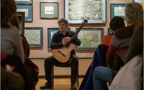 Concert de chitară la Biblioteca ASTRA