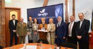Primăria Sibiu a găzduit întâlnirea rețelei Regiuni Gastronomice Europene