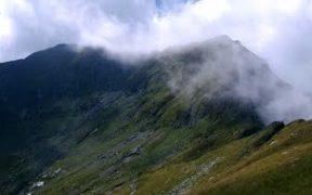 Cod galben de vremea rea la munte