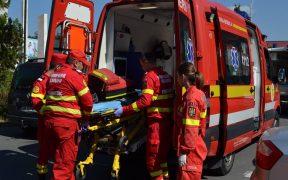 Tânăr de 18 ani decedat după ce a căzut de la etajul șapte